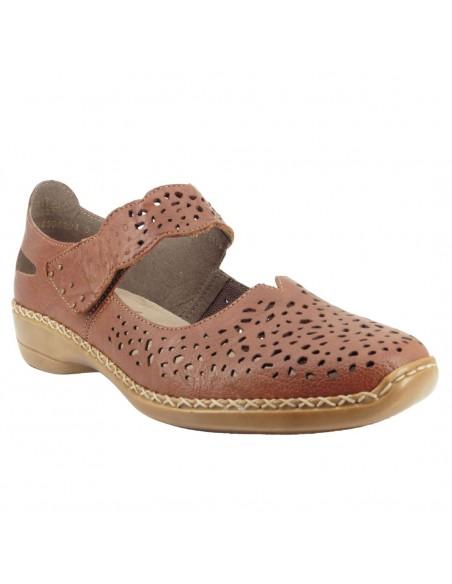 Chaussure RIEKER 41397-22 brun - Babies confort