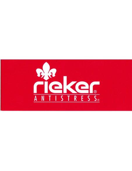 Sandales compensée RIEKER 61916-80 blanc