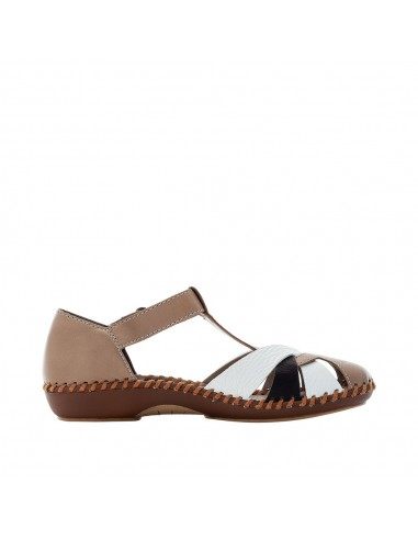 Chaussures sandales M1668-60 beige...