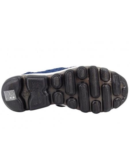 Chaussures baskets Gummies victoria navy BERNIE MEV - Semelle à mémoire de forme